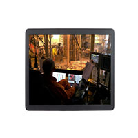 WMR190ASU(S)A | 19 inch Industrial SAW Touch Monitor