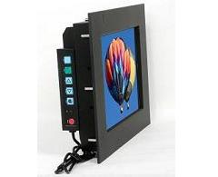 Sunlight Readable Panel Mount Monitor