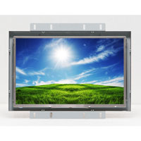 OFU121VRU(S)A | 12.1-inch High Bright Wide Open Frame Resistive Touch Screen Monitor