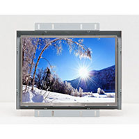 OFU104DRU(S)A | 10.4-inch XGA LED Backlight Resistive Touch Open Frame Monitor