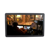 WMR121V | 12.1 inch Pro Series High Bright Industrial LCD Monitor