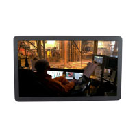 WMR156E | 15.6 inch Pro Series High Bright Industrial LCD Monitor