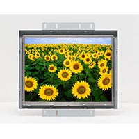 OFU170ASU(S)A | 17-inch Open Frame SAW Touch Screen Monitor