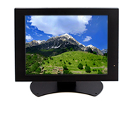 PT2RSE | 12.1-inch 5-wire Resistive POS Touch Screen Monitor