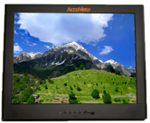 PT9RCA | 19-inch Resistive USB / SERIAL Touchscreen Monitor