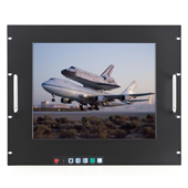 9U Rack Mount Display