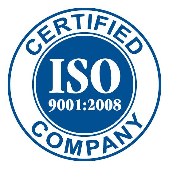 Accuview ISO 9001:2008 Certified Company